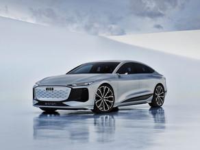 Audi amplía sus ofertas de lujo eléctrico con el concepto A6 e-tron