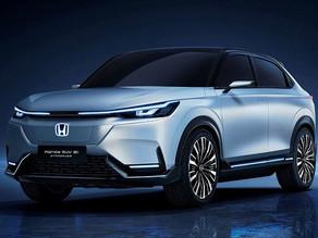 Honda se compromete a vender solo vehículos eléctricos y vehículos de pila de combustible para 2040