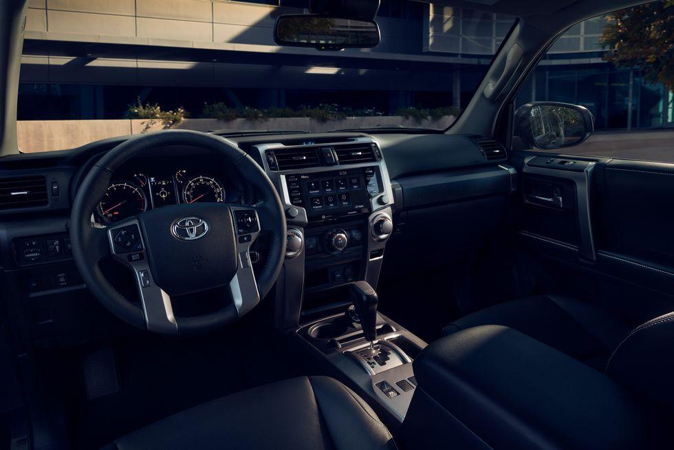 Toyota 4Runner 2022