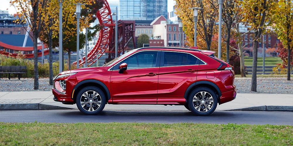 2022 Mitsubishi Eclipse Cross Quick Spin: se ve mejor, funciona mejor