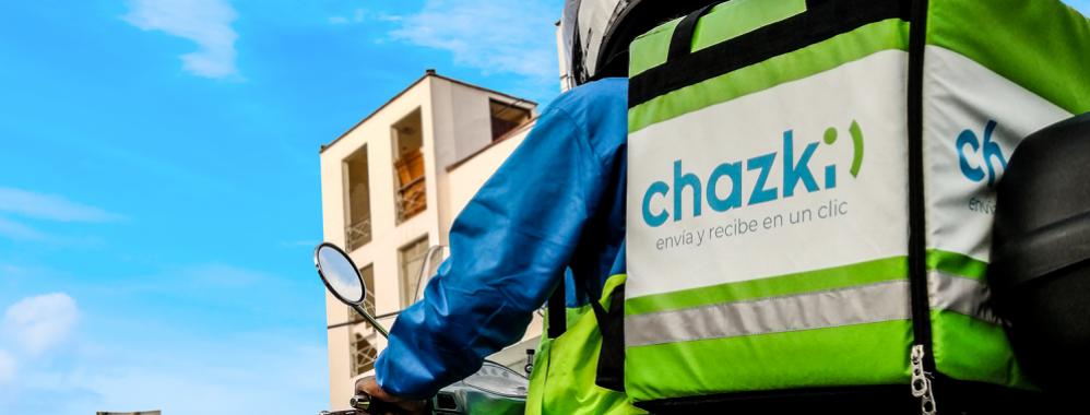 Chazki, la startup logística que busca convertirse en el primer unicornio peruano
