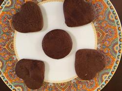 Galletas Artesanales de Chocolate