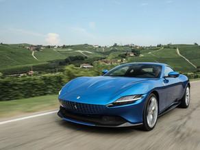 El Ferrari Roma es rápido, elegante y de uso diario