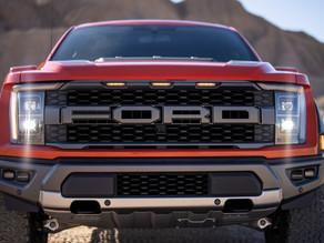 Ford presenta la nueva F-150 Raptor de tercera generación