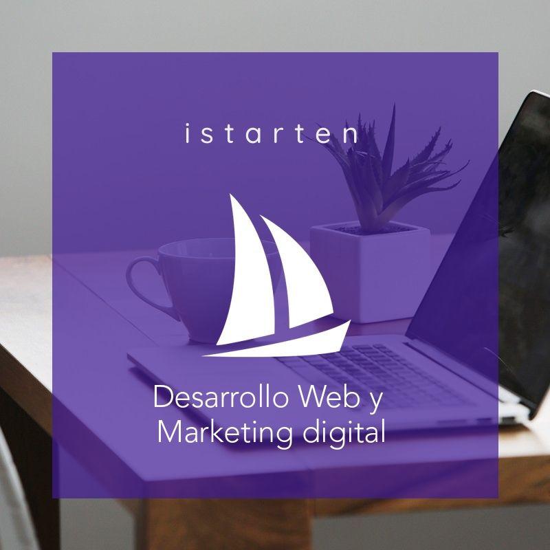 istarten - Desarrollo web y Marketing Digital
