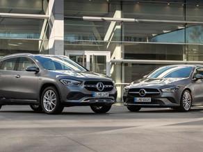 Mercedes GLA, CLA y Clase A están obteniendo variantes híbridas enchufables