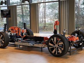 Volvo sigue el liderazgo de Tesla en vehículos eléctricos construyendo sus propias baterías