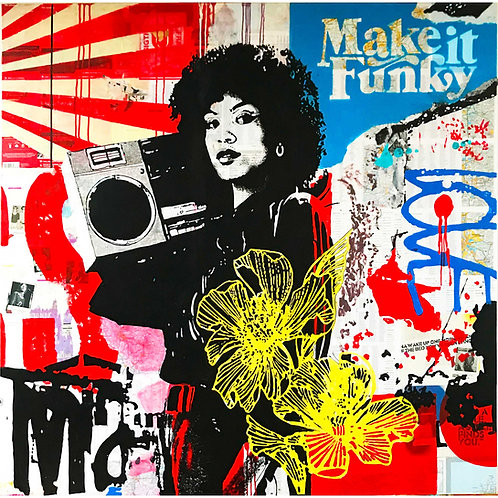 12. Dec: MAKE IT FUNKY