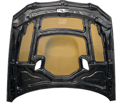 bmw m3 carbon fiber hood