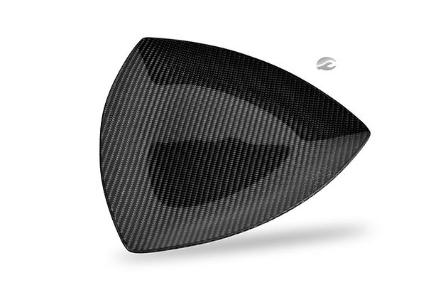 carbon fiber accessories plates dishes