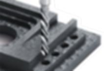 карбонов детайл фрезоване фреза композитен материал
