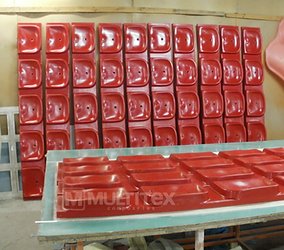 fiberglass football stadium seats
