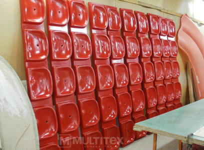седалки за стадиони стъклопласт фибростъкло баскетболни табла