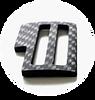карбонови модни аксесоари катарами колани чанти