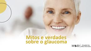Mitos e verdades sobre o glaucoma