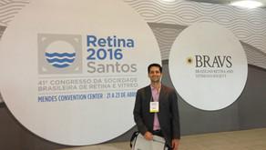 Últimos congressos do Dr. Daniel Nogueira, sempre atualizado para oferecer o melhor aos pacientes em