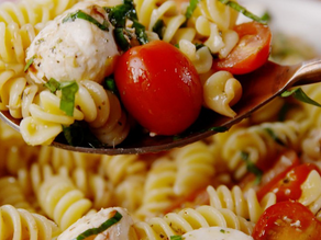 Caprese Summer Pasta Salad
