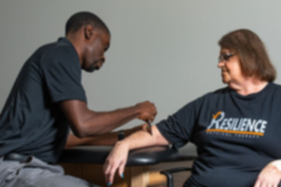 Manual Therapy - Resiliece PT