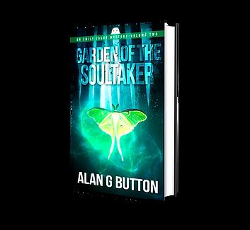 Garden of the Soultaker ebook cover
