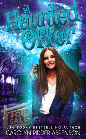 A Haunted Offer ebook cover