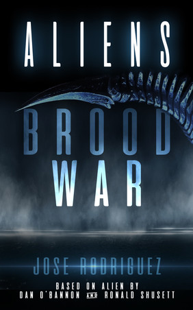 Aliens Brood War ebook cover