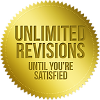 unlimited revisions on ebook cover designs