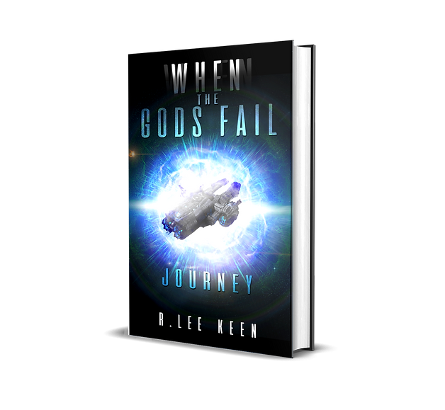 When The gods Fail ebook cover