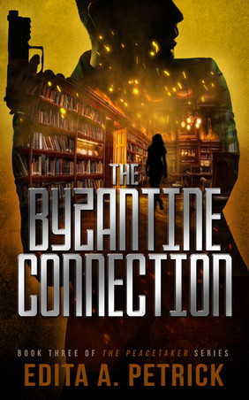 The Byzantine Connection ebook cover