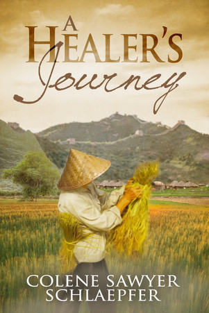 A Healers Journey ebook cover