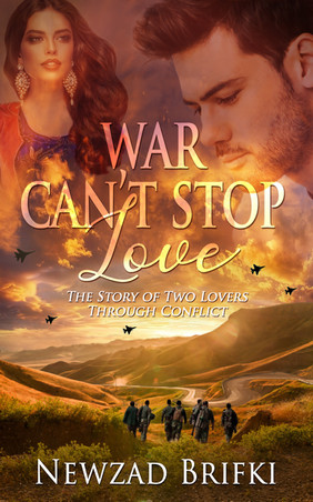 War Cant Stop Love ebook cover