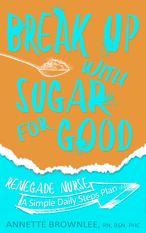 Break Up With Sugar for Good ebook cover