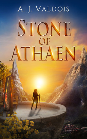 Stone of Athaen ebook cover