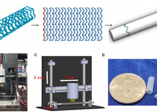 3D Printing Bioresorbable Stents
