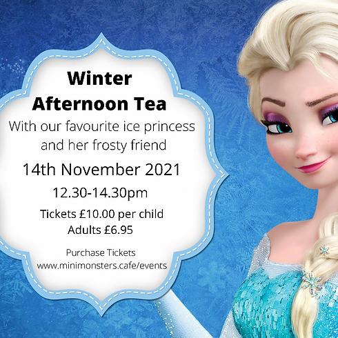 Winter Afternoon Tea