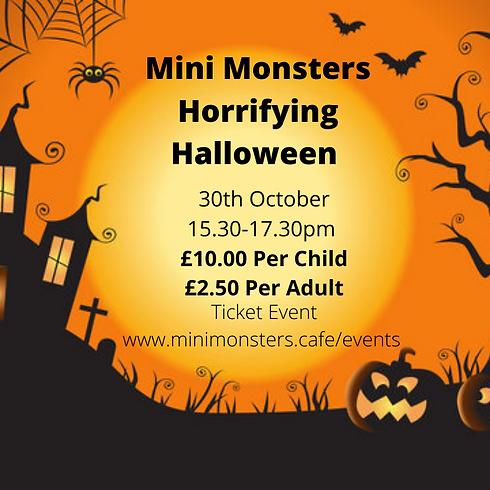 Horrifying Halloween
