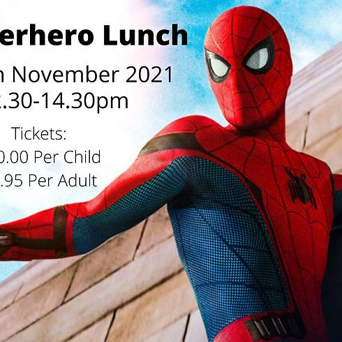 Superhero Lunch