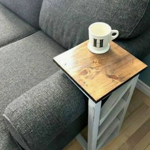 Sofa Tray Table, Wooden Table Tray, Arm Rest, TV Tray Table, Sofa Arm Table, Cou