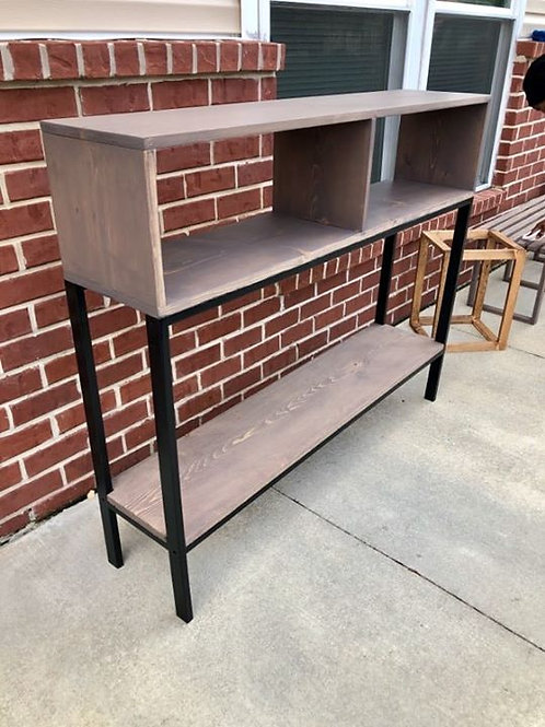 Mid Century Entry Table
