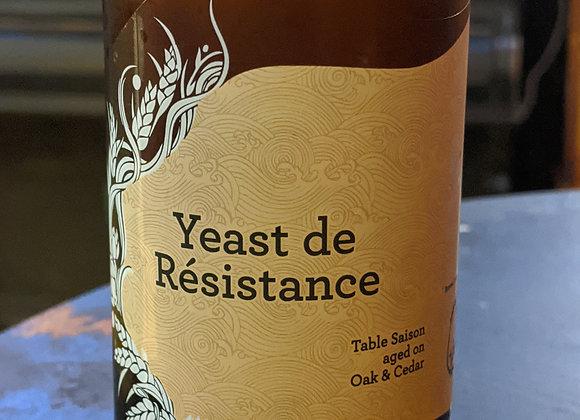 Siren: Yeast de Resistance