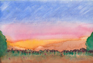 Landscape in Bloom