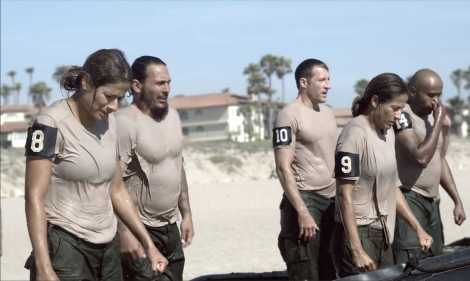 The Selection: Special Operations Experiment (History channel)