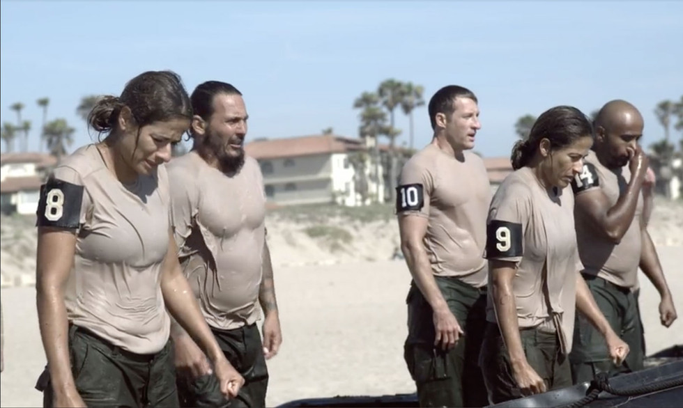 """History channel: """"The Selection"""" Special Operations Experiment"""