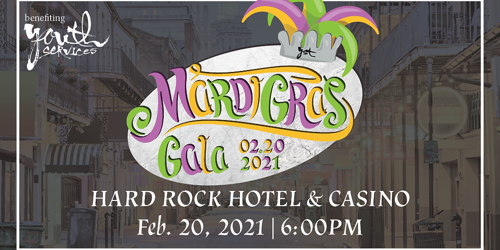 Mardi Gras Gala 2021