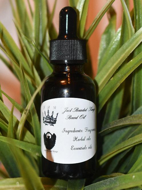 Just Beard Kings Beard oil