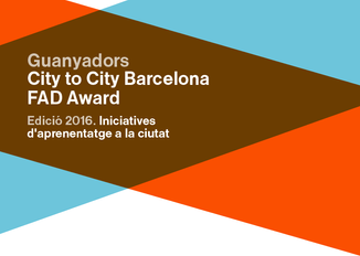 City to City Barcelona FAD Award