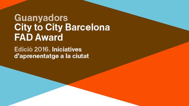 City to City Barcelona FAD Award