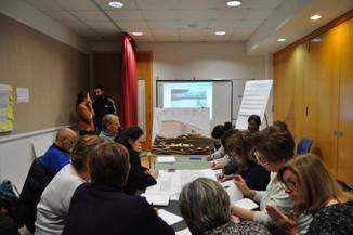 II sessió Procés Participatiu_ Transformació àmbit Mossen Pere