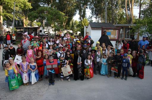Activités et événements au camping Russeltown