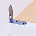 家具の耐震金具