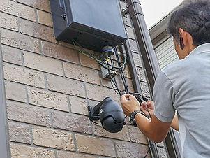 暗視カメラやセンサーライトの専門店はホームSOS
